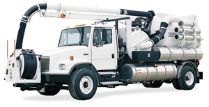 Vactor 2100 Fan Series Combination Sewer Cleaner