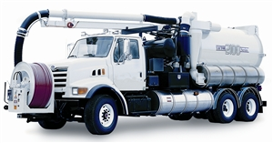 Vactor 2100 PD Series Combination Sewer Cleaner