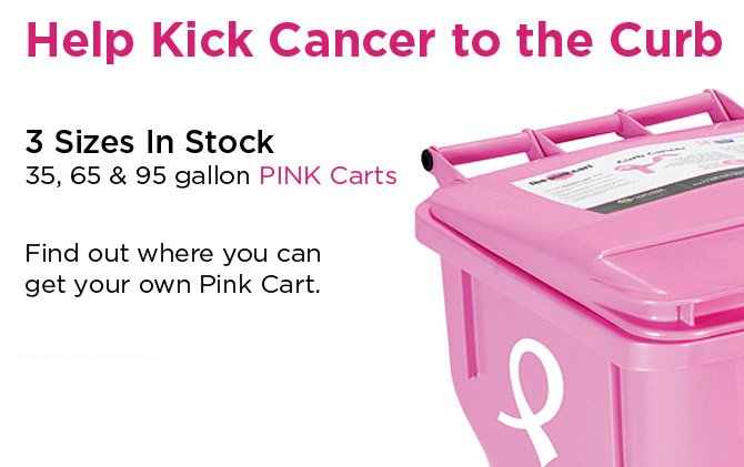 Pink Breast Cancer Cart (modified)